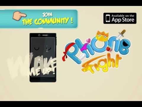 Phone Fight - Trailer - EN