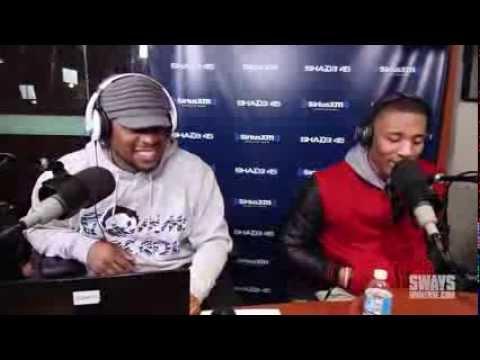 Damian Lillard Kills Rap On Sway!!