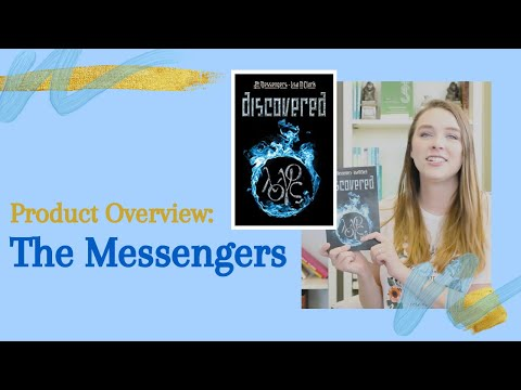 Product Overview of The Messengers | Christian Young Adult Novels