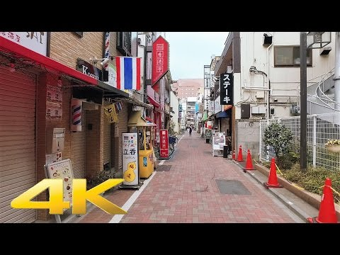 Walking around Nerima, Tokyo - Long Take【東京・練馬】 4K