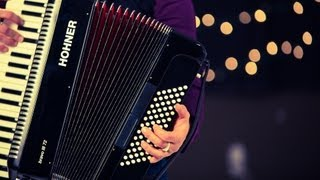 How to Play with Your Left Hand | Accordion Lessons