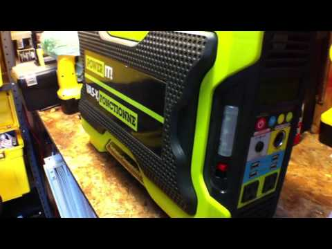 PowerIT Lithium Battery Generator - How To Break It  Down Part 1