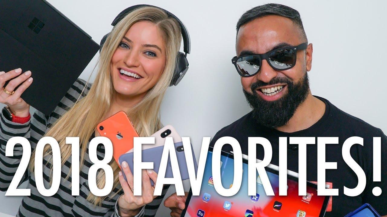 Favorite Tech of 2018!