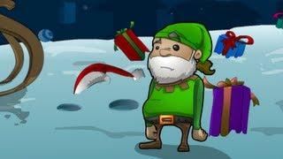 Santa's Rescue Elf-Walkthrough