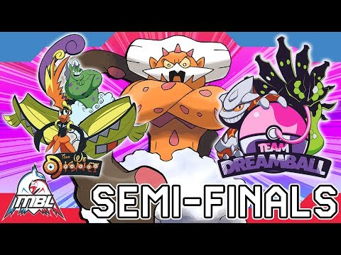 SEMI FINALS vs DREAMBALL! - MBL S2 Top Cut