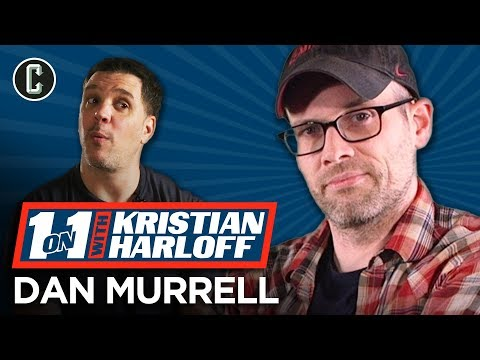 Dan Murrell Interview - 1 on 1 with Kristian Harloff
