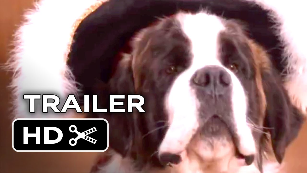 Beethoven's Treasure Tail (2014) Official Trailer - Jonathan Silverman Large Canine Family Movie HD
