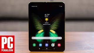 Hands On With the Samsung Galaxy Fold