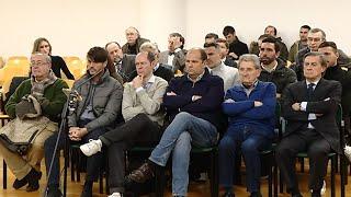 Juicio a exdirectivos de Osasuna y exjugadores del Betis por amañar partidos
