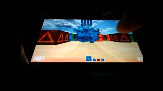 Blockfest Deluxe   Free Puzzle Action Game demo on Nokia N8