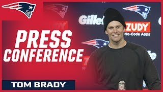 Tom Brady on Gordon, Patterson & offensive performance in win vs. Packers