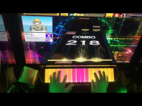 【CHUNITHM】Scatman (Ski Ba Bop Ba Dop Bop)(WORLD'S END/狂)8-10 手元