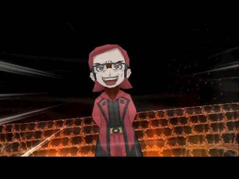 Pokemon Omega Ruby Maxie Final Battle Youtube