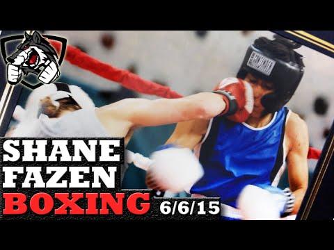 Shane Fazen Boxing Tournament - 2 Fights!