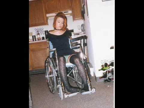 Discapacitado en silla de ruedas - 5 2