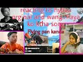 Wiffy Reacting Hyozu Orginal And Wang Maya Ko Katha Song Flying Pan Kanda Mr Hyozu Wang mp3