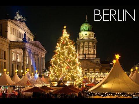 БЕРЛИН: Лучшие рождественские ярмарки Берлина