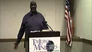 Guest Soeaker Pastor Bill Davis. Vision Family Ministries.