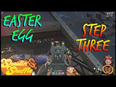 """Shaolin Shuffle"" Easter Egg Guide! Step 3: Eyeball Scanning, All Symbol Spawn Points"