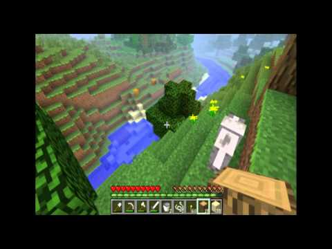 Minecraft- Gameplay ep 3- Sunt bunic!
