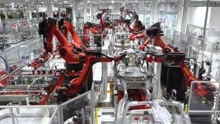 видео Вся информация об автомобилях производства Tesla Motors
