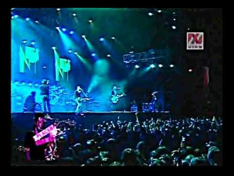 Placebo @ Live Santiago, Chile, 30 March 2007