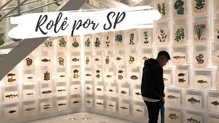 3 dias em SP - Oscar Freire, Pinacoteca, Itaú Cultural