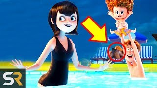 25 Hidden Secrets In Hotel Transylvania Movies