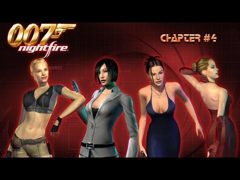 James Bond 007: Nightfire PC - Chapter 4 - Not Safe for Work