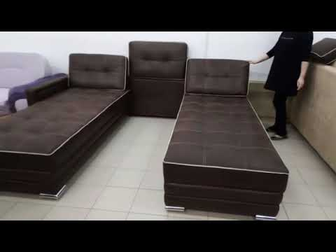 САМЫЙ УДОБНЫЙ УГЛОВОЙ ДИВАН трансформер в Саранске! Саранск мебель Поворотный диван ножницы