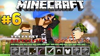 ВОЕННАЯ АКАДЕМИЯ ЛУЧНИКОВ - Minecraft Колония #6