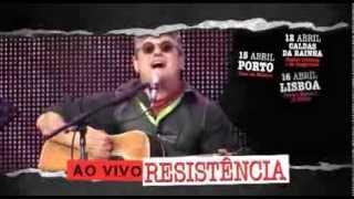 """Spot TV - Resistência regressa em Abril com """"Palavras ao Vento"""""""