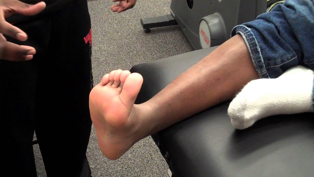 Peroneus Longus And Brevis Mmt Youtube