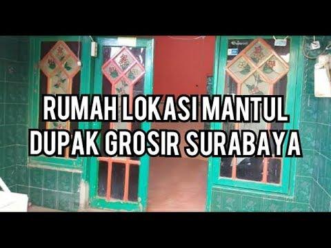 Jual rumah, RUMAH SETRATEGIS Dupak Grosir Surabaya - YouTube