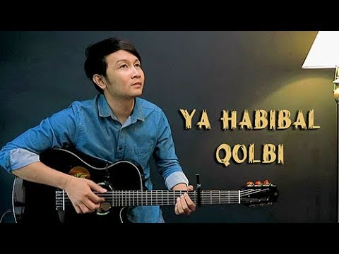 Ya Habibal Qolbi - NFS Guitar Cover | Nathan Fingerstyle| Lagunya Menyentuh Hati