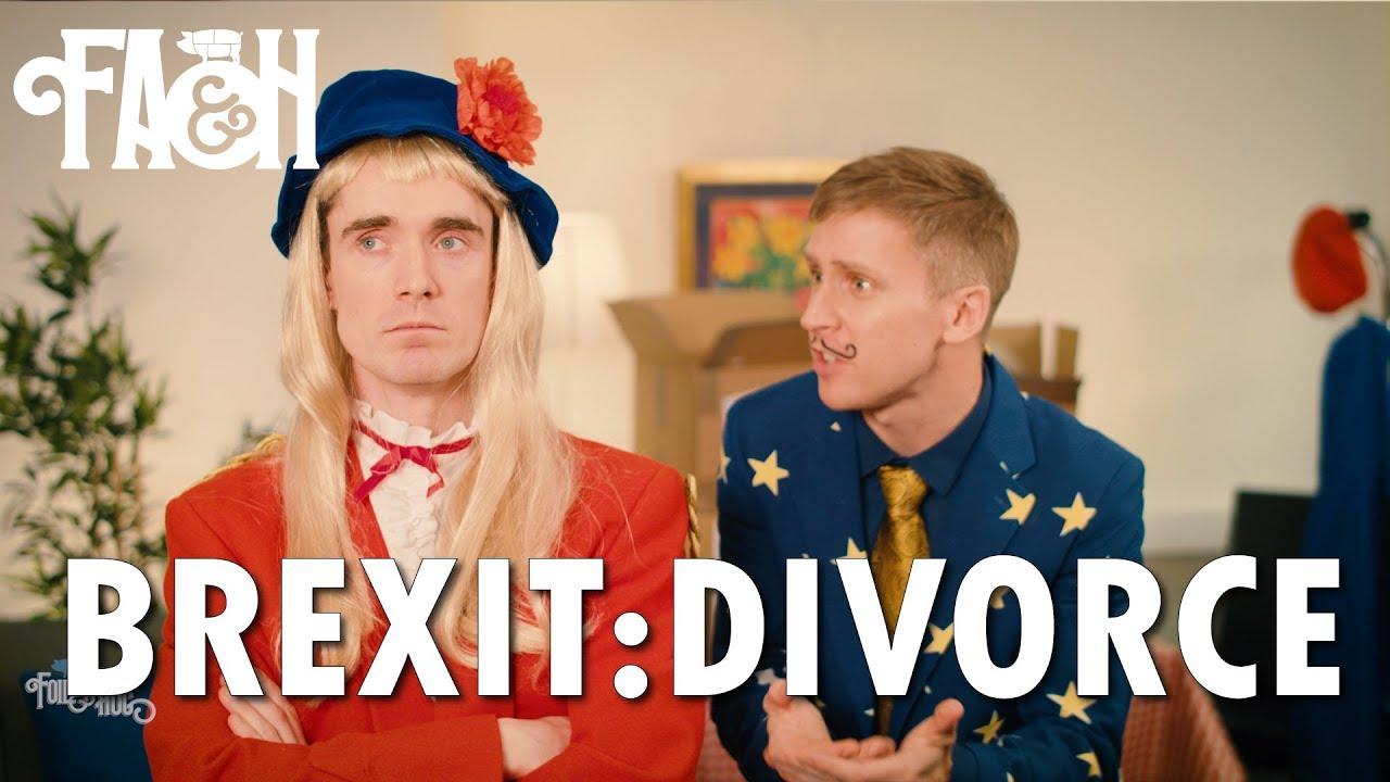 Brexit Divorce Foil Arms And Hog Youtube