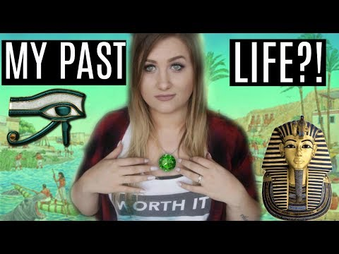 Was I an Ancient Egyptian Man?! MY PAST LIVES READING!