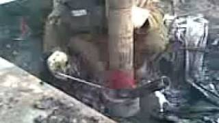 видео Ремонт скважин на воду в Увате