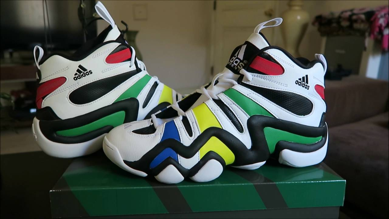 new styles 69fdc d8554 Adidas Crazy 8