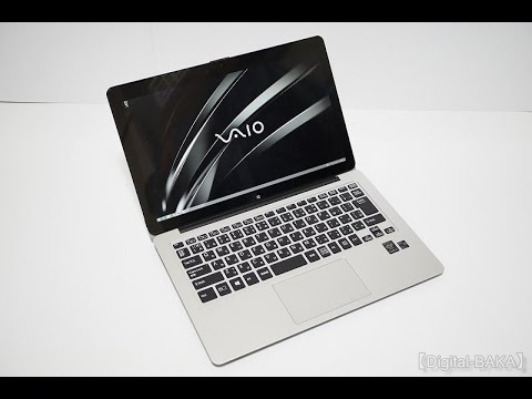 VAIO株式会社「VAIO Z」と SONY「VAIO Pro 11」を緩く比較してみた