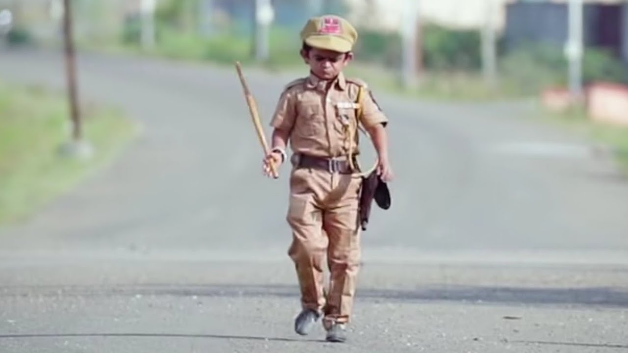 छोटू दादा पुलिस इंस्पेक्टर | CHOTU DADA POLICE WALA | Khandesh Hindi Comedy | Chotu Comedy Video