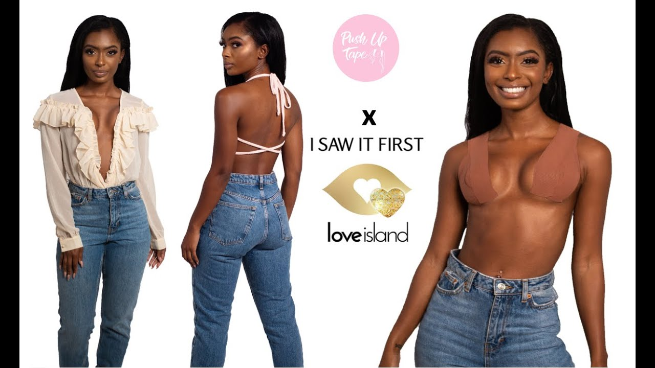 Download HOW TO TAPE YOUR BOOBS FOR  DIFFERENT CLOTHING | I SAW IT FIRST TRY ON HAUL | 2020