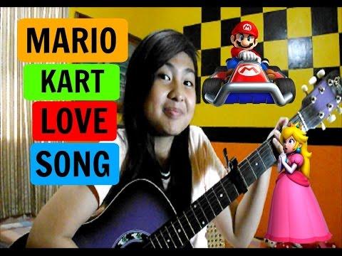 Mario Kart Love Song - Sam Hart (Guitar Cover) | MyeyChannel