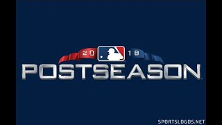 2018 MLB Postseason Highlights