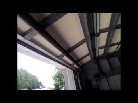 How To Manually Open An Automatic Garage Door Youtube