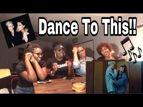Troye Sivan - Dance To This ft. Ariana Grande Official Music Video REACTION