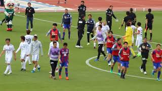 2018シーズン J2リーグ 第9節 4月14日(土) ヴァンフォーレ甲府×松本山...