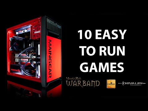 Top 10 Games For Low End PC