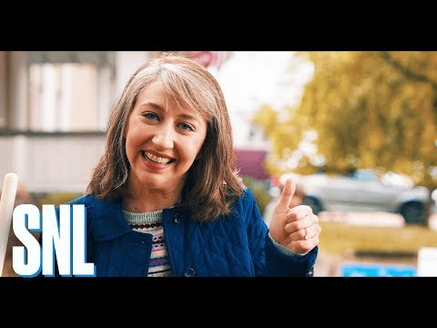 Lori -  SNL Has a Little Fun With a Midterm Election Ad