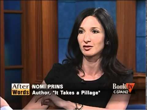 Bernie Sanders interviews Nomi Prins.